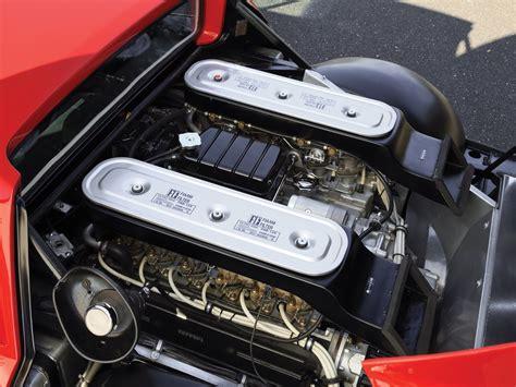 The year was 1971 when ferrari 365 gt4 bb first appeared in the turin show. El oscuro secreto del Ferrari 365 GT4 BB