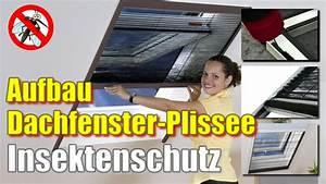 Dachfenster Innenfutter Selber Bauen : fliegengitter dachfenster plissee montage video youtube ~ A.2002-acura-tl-radio.info Haus und Dekorationen