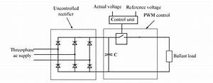 Power - What Is Capacitance Required For This 3 Phase Rectifier
