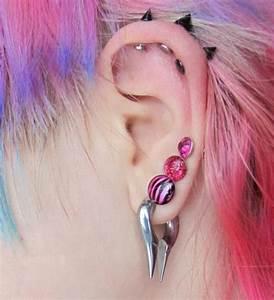 Craze Ear Piercing  Fashion   Women   Piercing   Pinsland