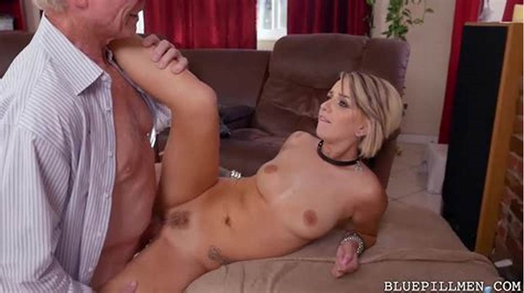 #Horny #Old #Guys #Take #Turns #To #Fuck #Tattooed #Blonde #Teen #In