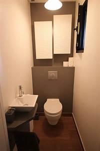 placard miroir salle de bain 3 agencement de wc With miroir salle de bain placard
