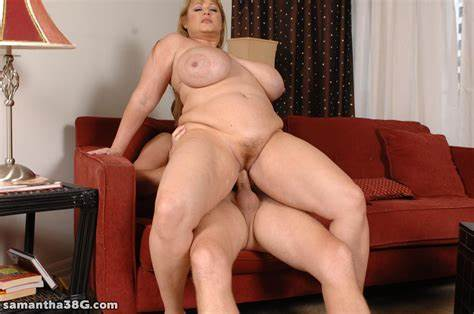 Lovelly Mature Riding Her Toy