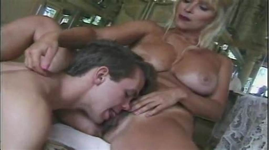 #Mature #Blonde #Turns #On #A #Boy #And #Gets #Anal #Fucked