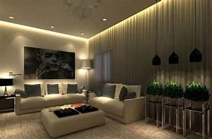 Indirekte Beleuchtung Ein Neues Wohlgefhl Zu Hause