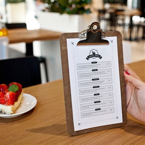 These will be awesome for branding, websites, banners etc. 25+ Menu Mockups for Restaurant (Updated 2018)
