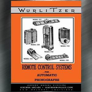 Wurlitzer Remote Control Systems 1939