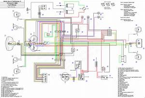 Wiring Charts - See Or Download Here  - Technical - Guzzitech Dk Archive
