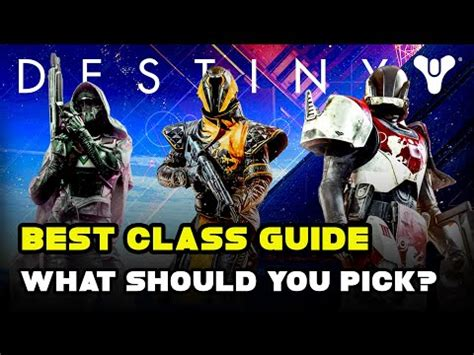 Posted by count virgil on sep 01, 2020. Destiny 2 class tier list, all you need about classes