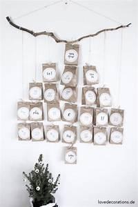 Adventskalender Holz Baum : diy adventskalender in tannenbaumform handmade kultur ~ Watch28wear.com Haus und Dekorationen
