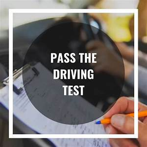 Appearing For The Driving Test Not Feeling Confident Don U0026 39 T