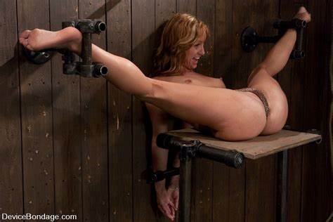 Slim Ginger Babes Tied Up And Tortured