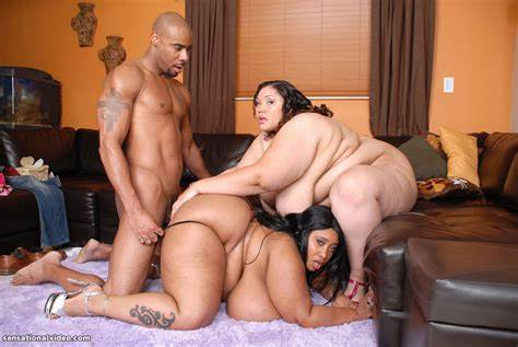 Sultry Plump Woman Sex Casting