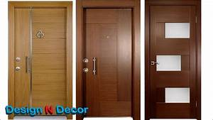Awesome Modern Wooden Door Design Image Ideas - Ideas ...