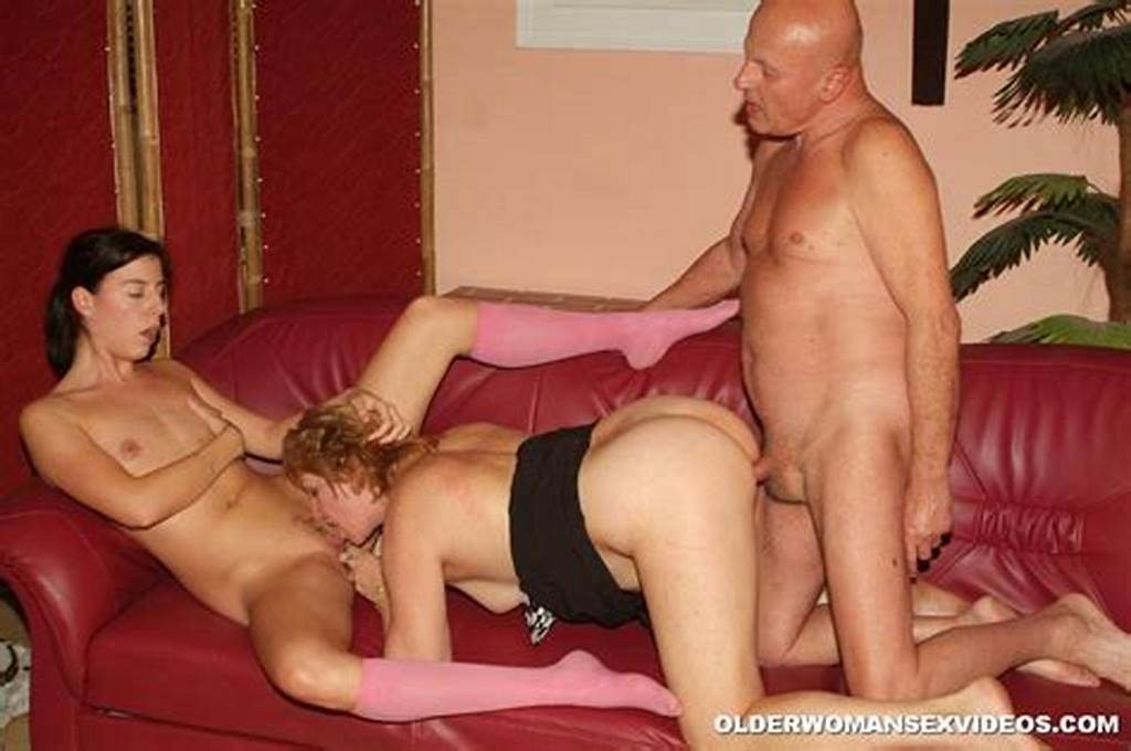 #Naughty #Mom #And #Daughter #Into #Threesome #2739