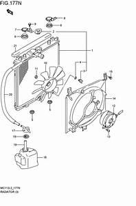 Radiator For 1999  Plus  Solio  Wide