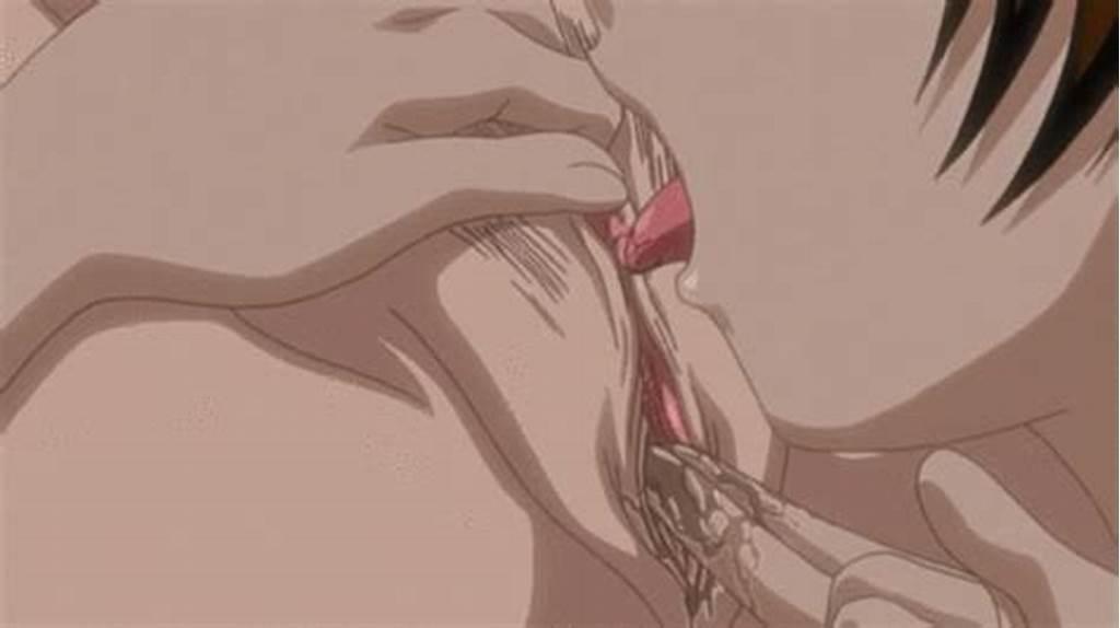 Anime clit and dicks