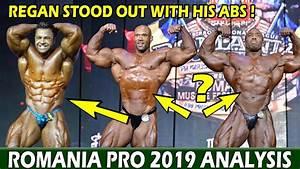 Romania Pro 2019 Hd Analysis  Review  Regan Grimes - Aesthetics In Open Bodybuilding