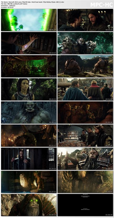 The peaceful realm of azeroth stands on the brink of war as its civilization faces a fearsome race of invaders: Warcraft Hindi Dubbed / Starcraft Movie In Hindi Dubbed Download - Sweet Home : Orc warriors ...