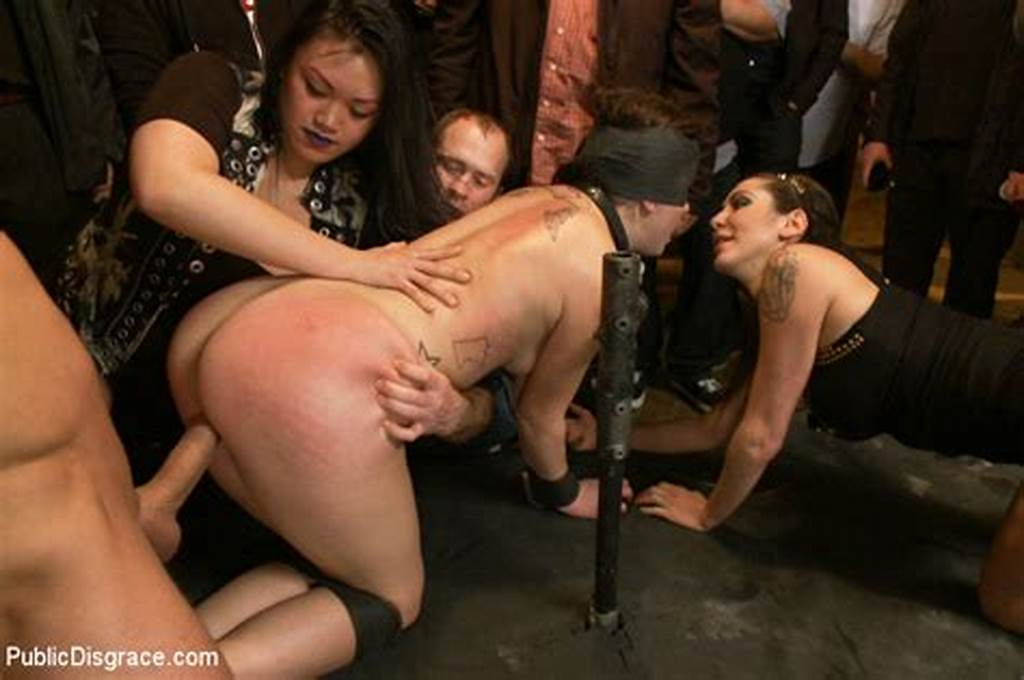 #Shocking #Slave #Harlot #Pounding