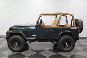 1994 Jeep Wrangler Sport Jeep 4 0 Liter I6 5 Speed Manual