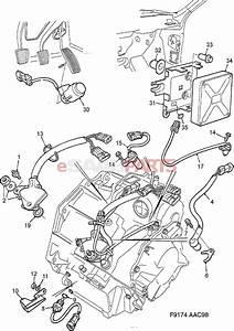 5256052  Saab Neutral Safety Switch
