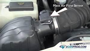 Car Repair World  How A Mass Air Flow Sensor Works