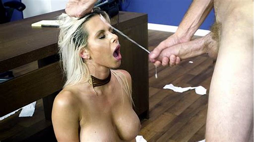 #Busty #Blonde #Rachel #Roxxx #Takes #Major #Facial #Cumshots