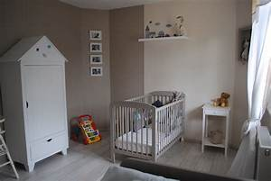 emejing chambre bebe garcon gris bleu gallery design With photo de chambre enfant