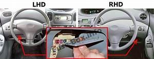 Fuse Box Diagram  U0026gt  Toyota Yaris  Echo  Vitz  Xp10  1999