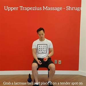 Upper Trapezius Massage