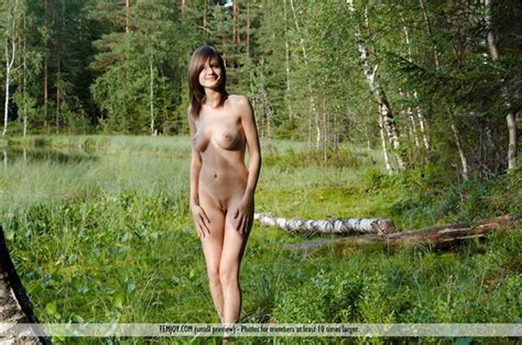 #Nude #Girls #Db #Girl #Naked #At #Forest #Lake