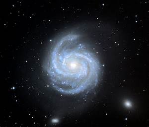 M100 Grand Design Spiral Galaxy Ngc 4321  With Images