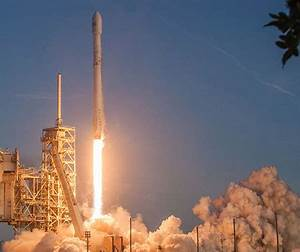 First of thousands of SpaceX satellites designed in ...