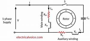Capacitor Start Induction Motor