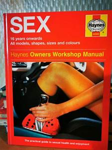 The Sex Manual  The Practical Step