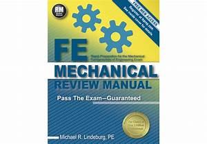 Fe Mechanical Review Manual Pdf Free