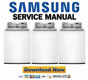 Samsung Wa422prhdwr Service Manual And Repair Guide