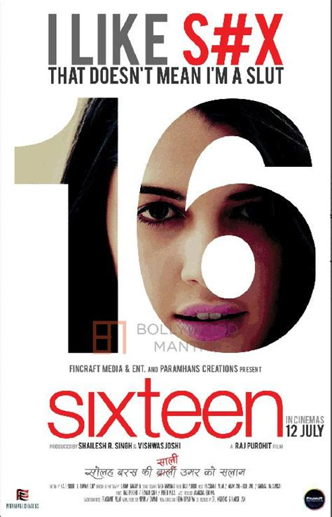 Sixteen Movie Posters - XciteFun.net
