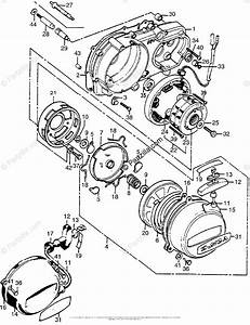Honda Atv Models With No Year Oem Parts Diagram For Left