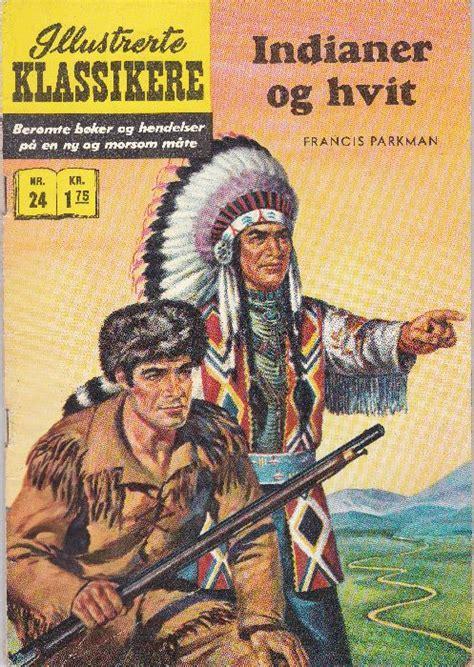 3. opplag | Tegneserier, Klassikere, Indianere