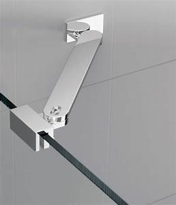 Barre De Douche Angle : barre de renfort en angle pour paroi de douche 6 ou 8 mm ~ Nature-et-papiers.com Idées de Décoration