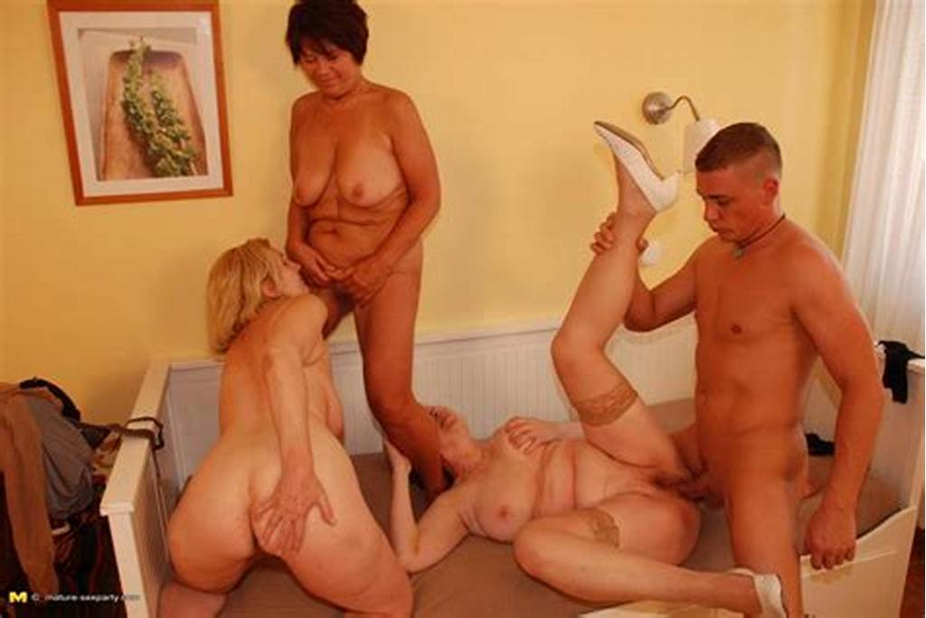 #Three #Cockhungry #Mature #Sluts #Got #Served
