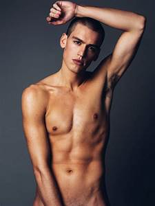 Light Brown Jake Hart Heroes Model Management