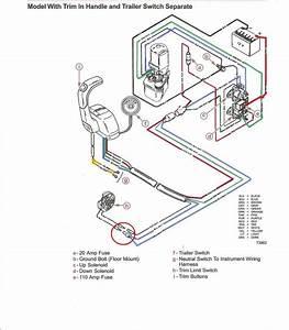 7f3cd87 Mercruiser Electrical Diagram