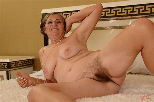 Lusty And Voluptuous Black Hair Milf Banged #Chubby #Hairy #Grandma #Pussy