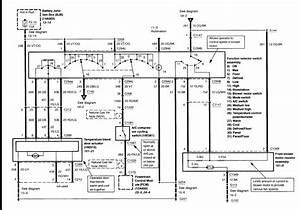 2003 Mercury Grand Marquis Wiring Diagrams