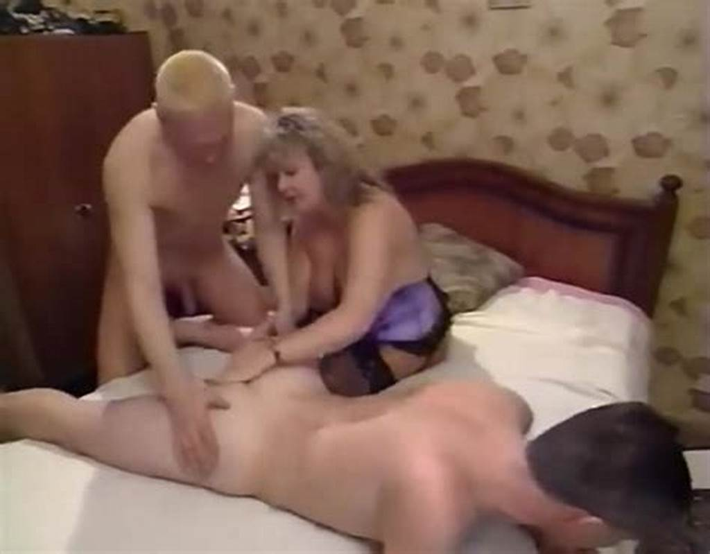 #Kinky #Husband #Fucked #In #Bisexual #Threesome