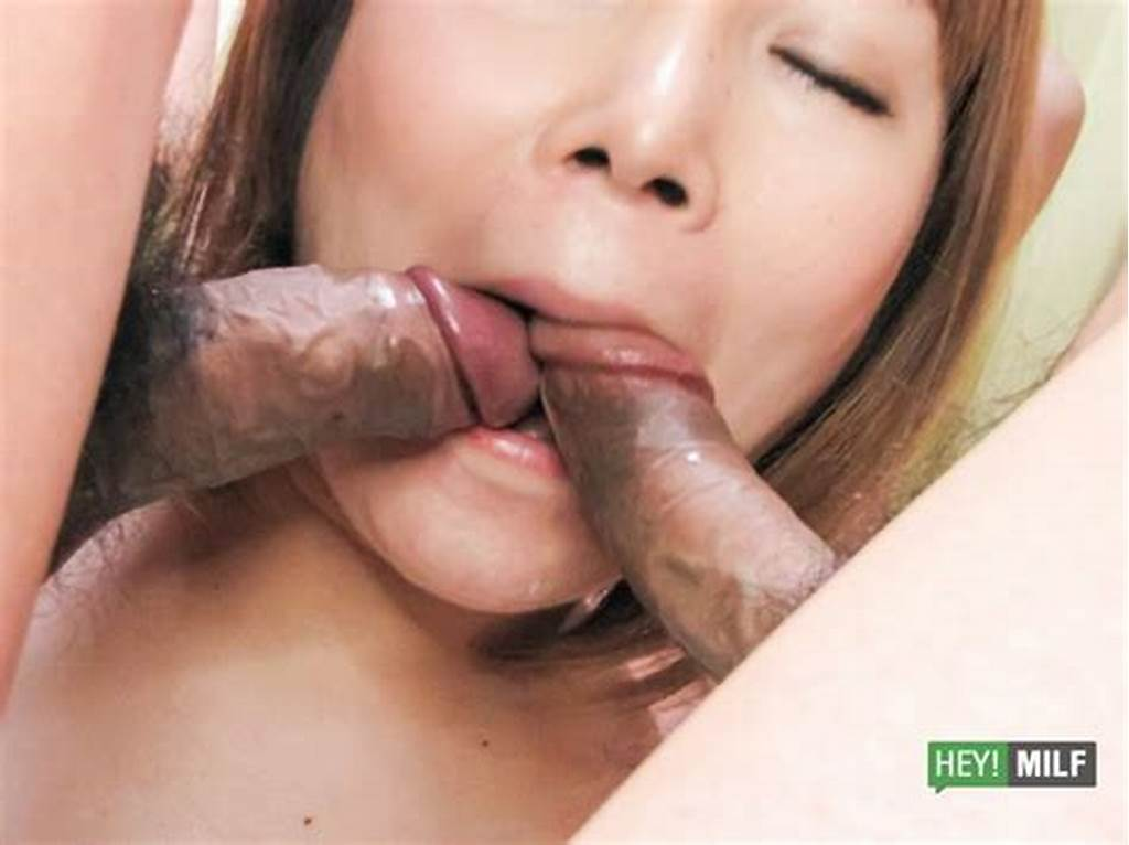 #Asian #Mom #Kaho #Kitayama #Creampied #In #Group #Sex