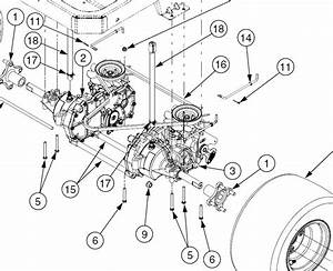 Cub Cadet Ltx 1050 Kw Parts Diagram